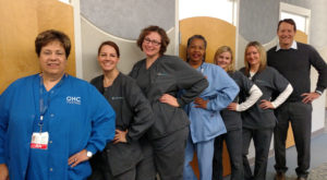 OHC Anderson Radiation Oncology Our Staff