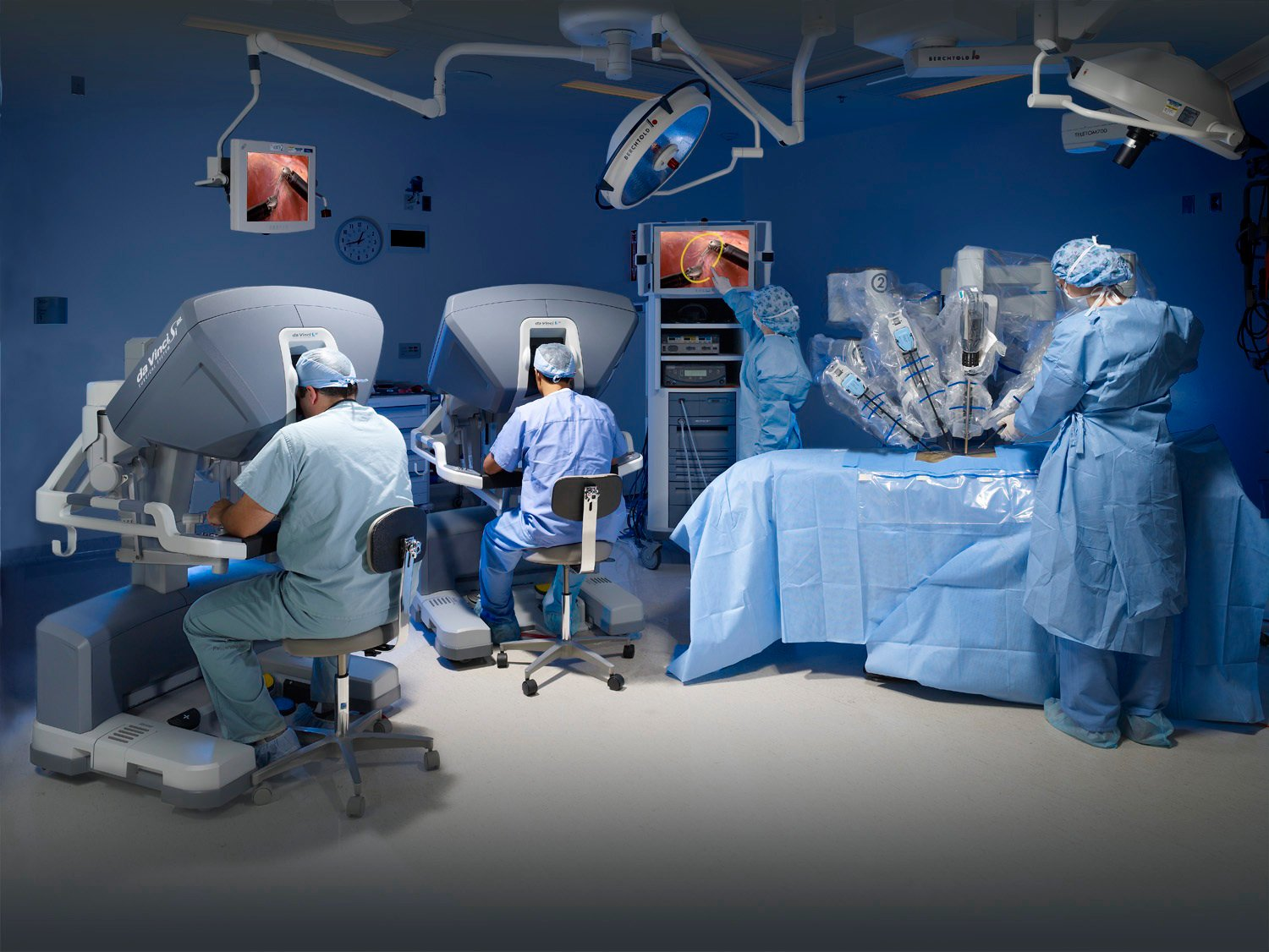 What is Da Vinci Robotic Surgery?