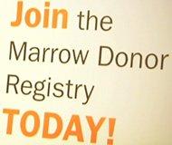 Be a Marrow Donor