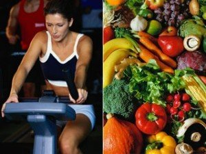 Diet and Exercise Fights Cancer