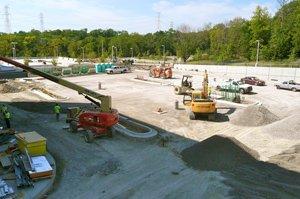 OHC West Parking Lot 9-5-13