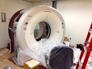 OHC West Toshiba CT Scan