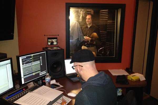 OHC in the Studio Radio Commercial Dan Hammond