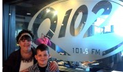 OHC Sandy Jesse Ditmore Radio Q102 Sandy Strong Project