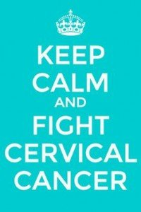 Keep Calm and Help OHC Fight Cervical Cancer