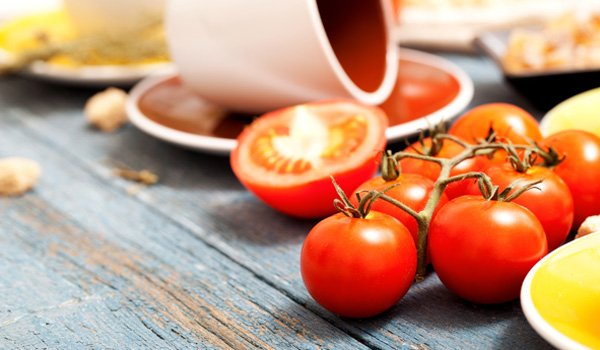 Bunch of Tomatoes Recipe Meal Plan