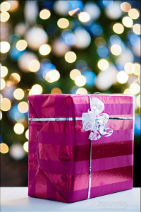 Gifting giving can be more meaningful when charitably done in the name of others.