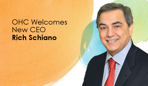 Richard Schiano Named OHC CEO