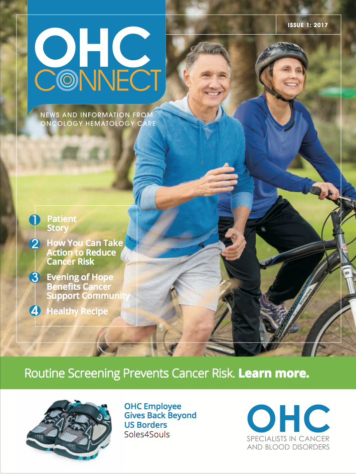 OHC Connect Magazine - Spring 2017