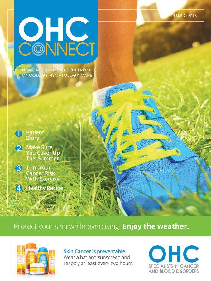 OHC Connect Magazine - Summer 2016