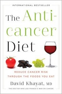 The Anti-cancer Diet OHC recommended book