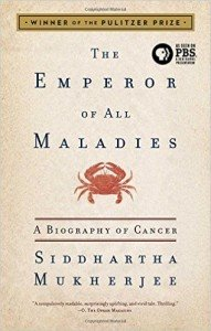 The Emperor of all maladies ohc book recommendation