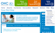 OHC Help Section Online Resources Your First Day