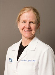 Sarah Wilson, MSN, APRN, OHC Advanced Practice Provider