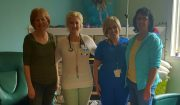 Ladies-donate-gifts-to-OHC-Wilmington-chemotherapy-patients-web