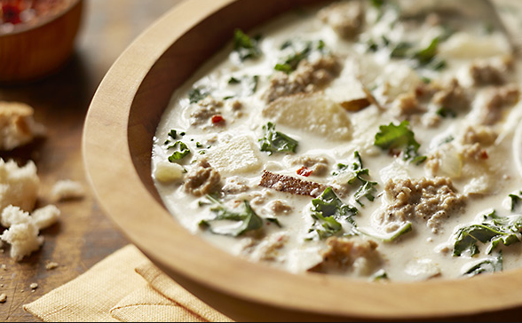 Menu For Olive Garden: Rita's Zuppa Toscana Recipe (like Olive Garden)- OHC