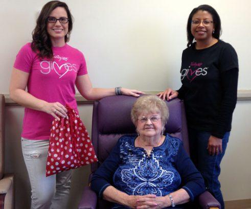 Survivors-Create-Chemo-Care-Bags