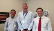 Nick-Pleat-DO-E-Randalph-Broun-MD-Paul-Dieter-Executive-Director-OHC