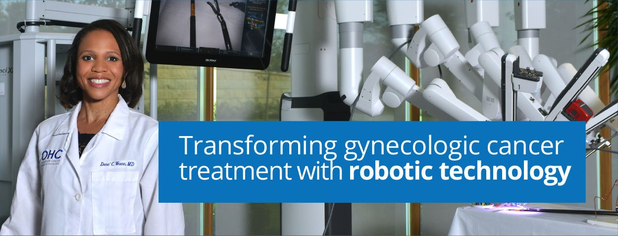 OHC-Home-Banner-Gynecologic-Cancer-Robotic-Technology-Nov2017