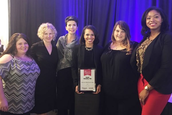OHC Gynecologic Oncologist Dené Wrenn Receives The Women of Influence Award