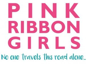 Pink Ribbon Girls No One Travels Road Alone Logo OHC (1)