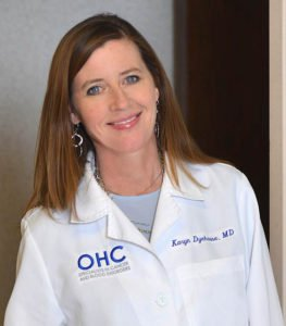 OHC Medical Oncologist Karen M Dyehouse MD