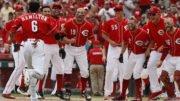 Cincinnati Reds Strike Out Fear Night