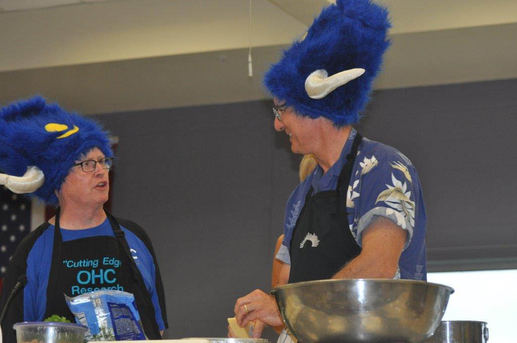 """Third Annual Cancer Chopped Champions Brings """"Chefs"""" Together for Fun, Laughter and Cancer Education"""