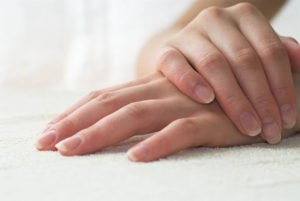 symptom management skin and nails