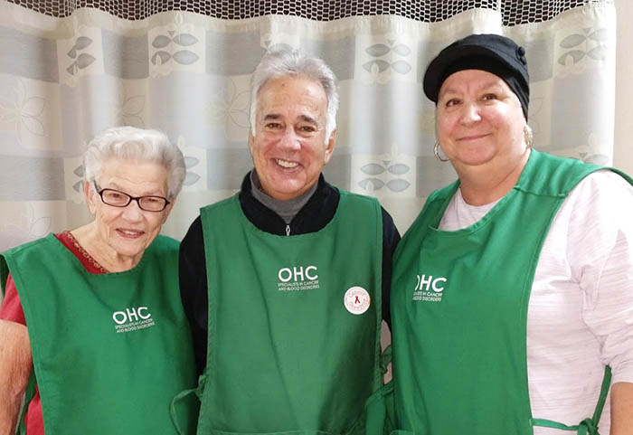 Giving Back: When Patients Become Volunteers