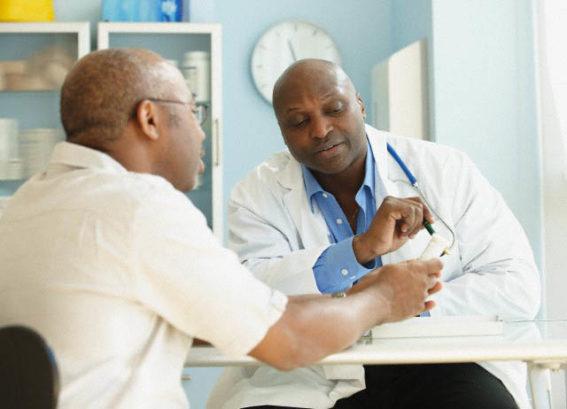 enzalutamide doctor patient