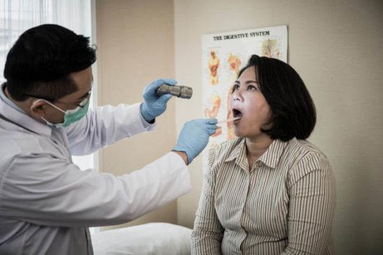 oral head neck cancer screenings