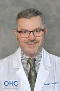 D Randolph Drosick MD