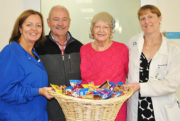 cancer patient snack donation