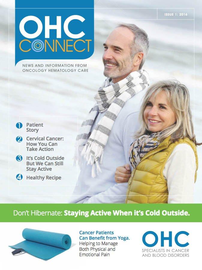 OHC Connect Magazine - Winter 2016