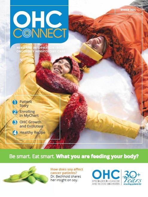 OHC Connect Magazine - Winter 2015