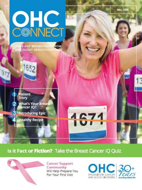 OHC Connect Magazine - Fall 2014