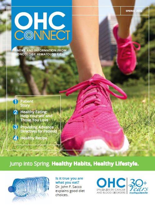 OHC Connect Magazine - Spring 2015