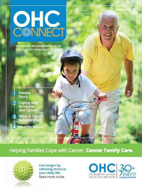 OHC Connect Magazine - Summer 2015