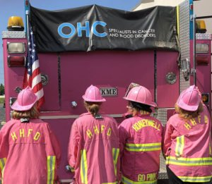 pink ribbon girls OHC