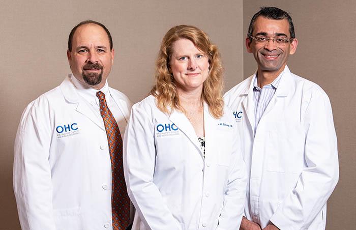 Adult medical oncology hematology group nj