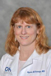Suzanne M Partridge MD