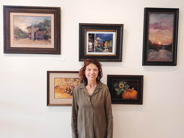 Local Artist Has New Lease on Life After Beating Cancer